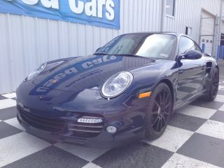 2012 Porsche 911 Turbo Coupe 2 - Door 3.  8l photo