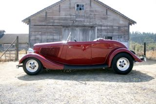 1933 Ford Roadster Convertible photo
