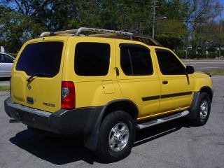 Nissan Xterra Xe Yellow Custom Interior Thumb Lgw