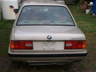 1989 Bmw 325i Sedan photo