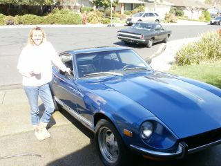 1972 Datsun 240 Z Family Owned Since photo