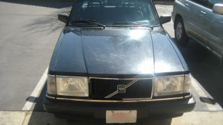1993 Volvo 240 Base Sedan 4 - Door 2.  3l photo