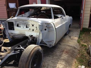 1955 Chrysler 300 - - Stored Since 1981 - - - Project - - - Matching Number Car photo