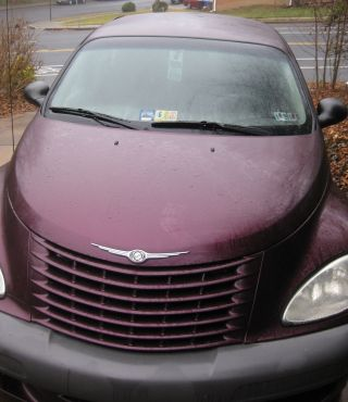 2001 Chrysler Pt Cruiser Touring Wagon 4 - Door 2.  4l photo