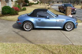 2000 Bmw Z3 Coupe Coupe 2 - Door 2.  8l photo