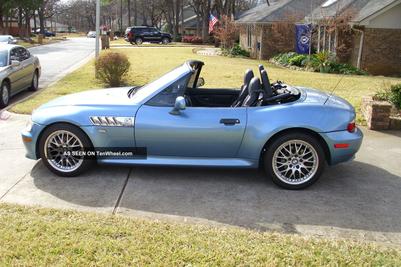 2000 Bmw Z3 Coupe Coupe 2 Door 2 8l
