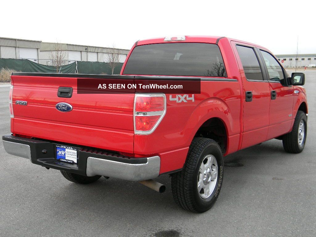 2012 ford f 150 xlt crew cab eco boost. Black Bedroom Furniture Sets. Home Design Ideas