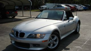 2002 Bmw Z3 Roadster Convertible 2 - Door 2.  5l photo