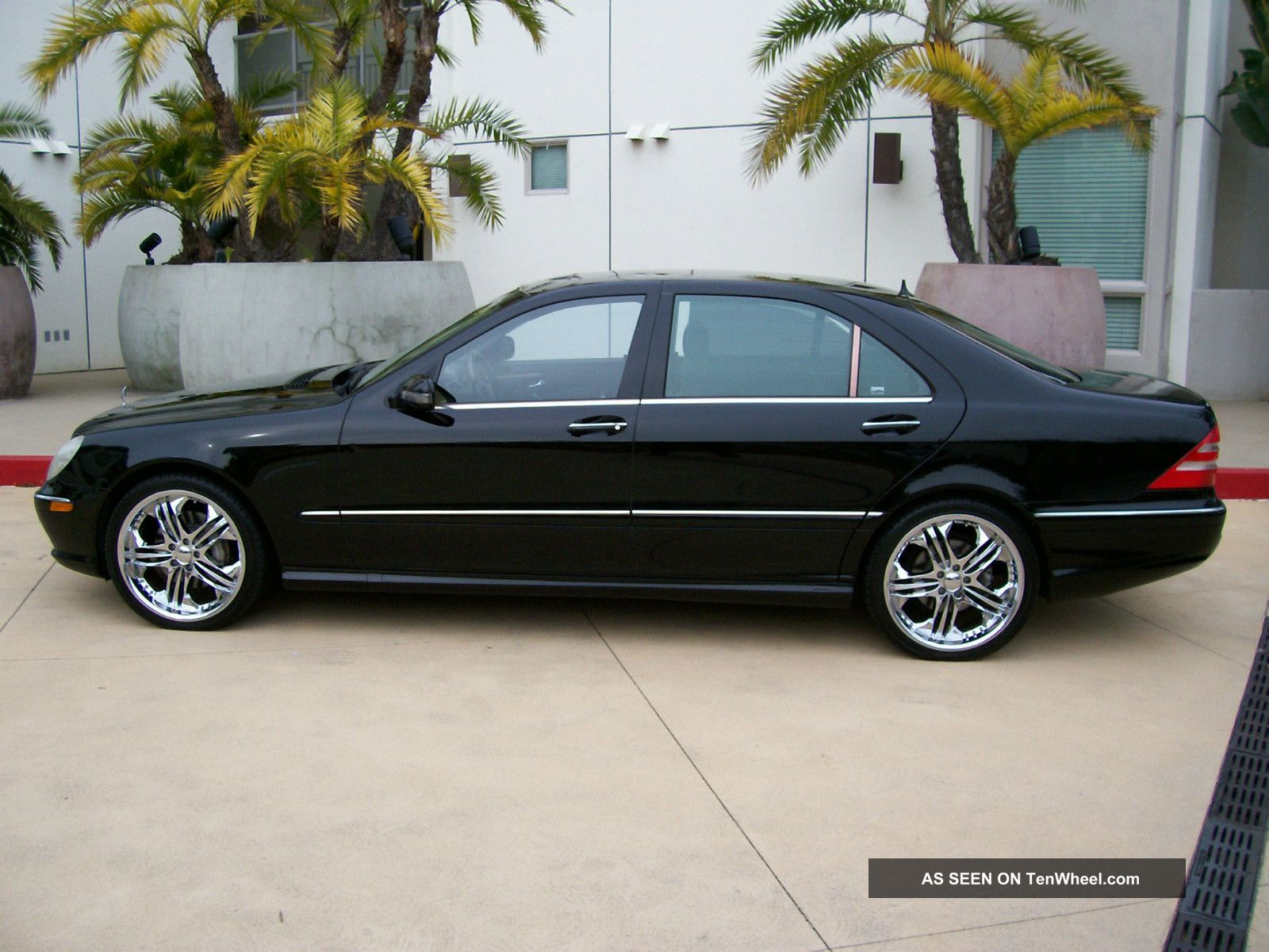 2002 mercedes benz s500 base sedan 4 door 5 0l loaded for Mercedes benz 2002 s500 for sale
