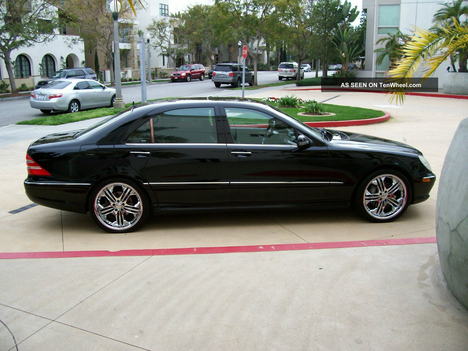 2002 mercedes benz s500 base sedan 4 door 5 0l loaded. Black Bedroom Furniture Sets. Home Design Ideas