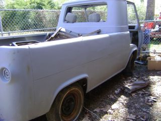 Ford Econoline Pickup 1963 3 Window photo