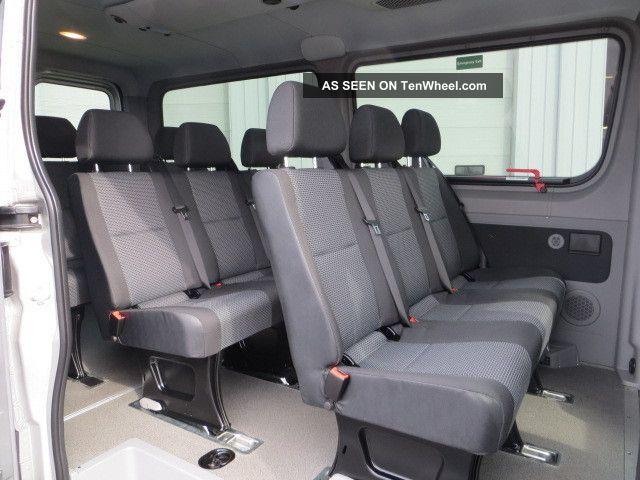 2012 Mercedes Benz 12 Passenger Sprinter