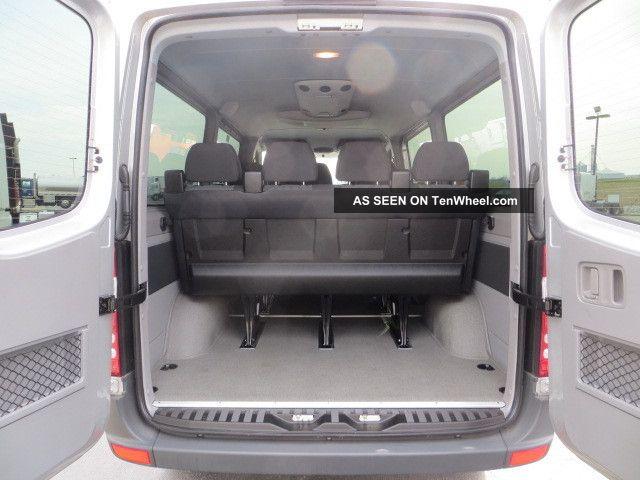 Sprinter Passenger Van  MercedesBenz Vans ca