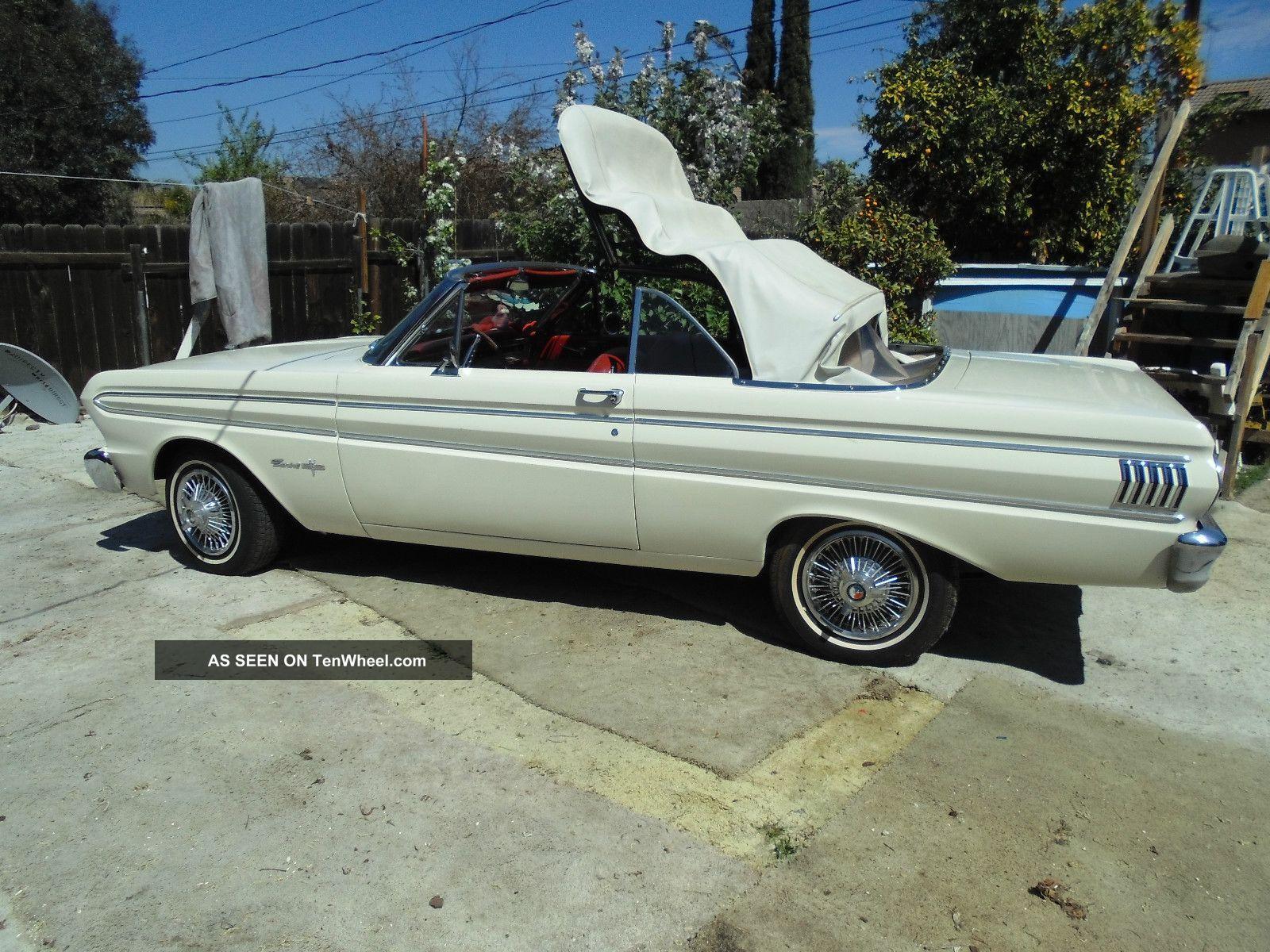 1964 Ford Falcon Futura Sprint V6