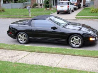 1993 Nissan 300zx Base Convertible 2 - Door 3.  0l photo