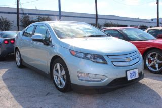 2012 Chevrolet Volt Financing Only Thru Wells Fargo / Ally On This Vehicle photo