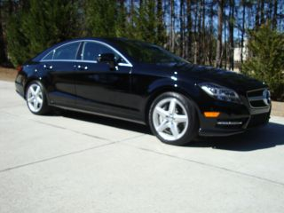 2013 Cls550 Amg Sedan Priced Below Wholesale photo