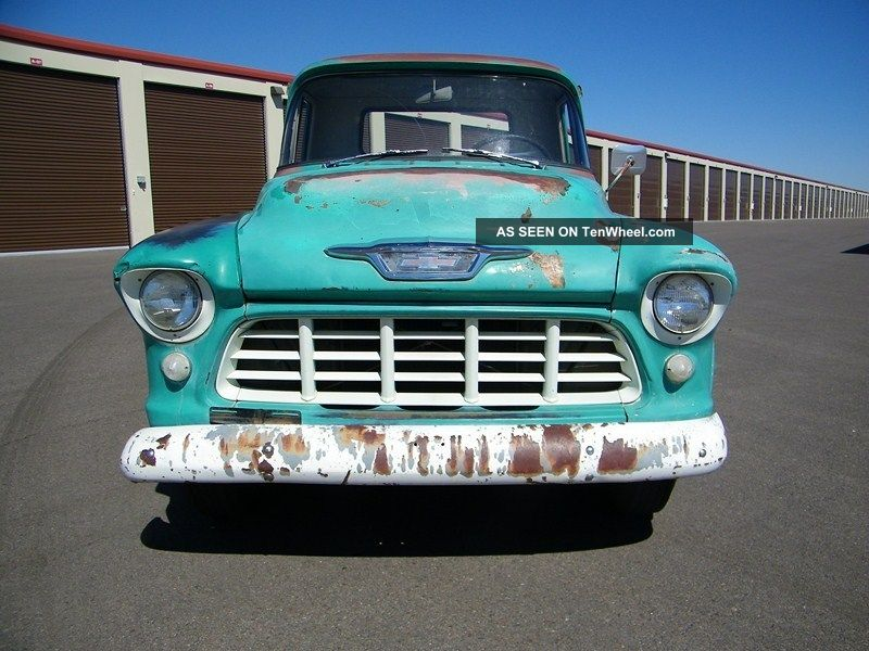 1955 1 / 2 Chevrolet Pickup 3600 Second Series Rat Rod Other Pickups photo