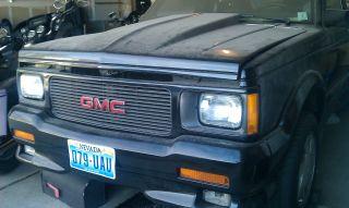 1991 Gmc Syclone Base Standard Cab Pickup 2 - Door 4.  3l photo