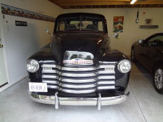 1952 Chevy 1 / 2 Ton Pick - Up photo