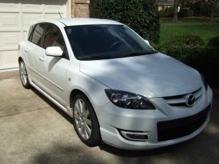 2008 Mazda 3 Mazdaspeed Hatchback 4 - Door 2.  3l Condition Turbo Fast photo