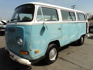 1971 Volkswagen Vanagon, photo