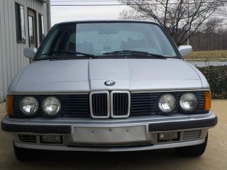 1986 Bmw 745i (turbo) photo