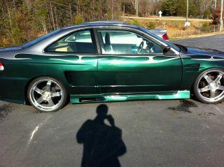 1999 Honda Civic Ex Coupe Custom Built Show Car Turbo photo