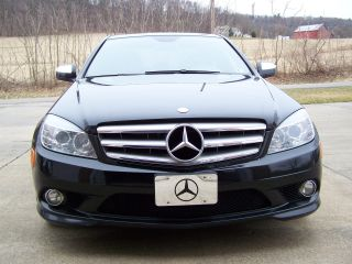2008 Mercedes - Benz C300 4matic Sport Sedan 4 - Door 3.  0l photo