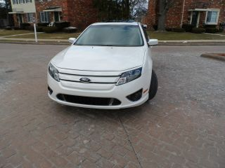 2011 Ford Fusion Sport Sedan 3.  5l Reverse Sensor Remote Start Rebuilt photo