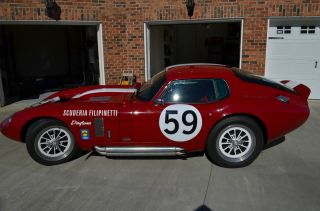 1965 Shelby Daytona Coupe Superformance photo