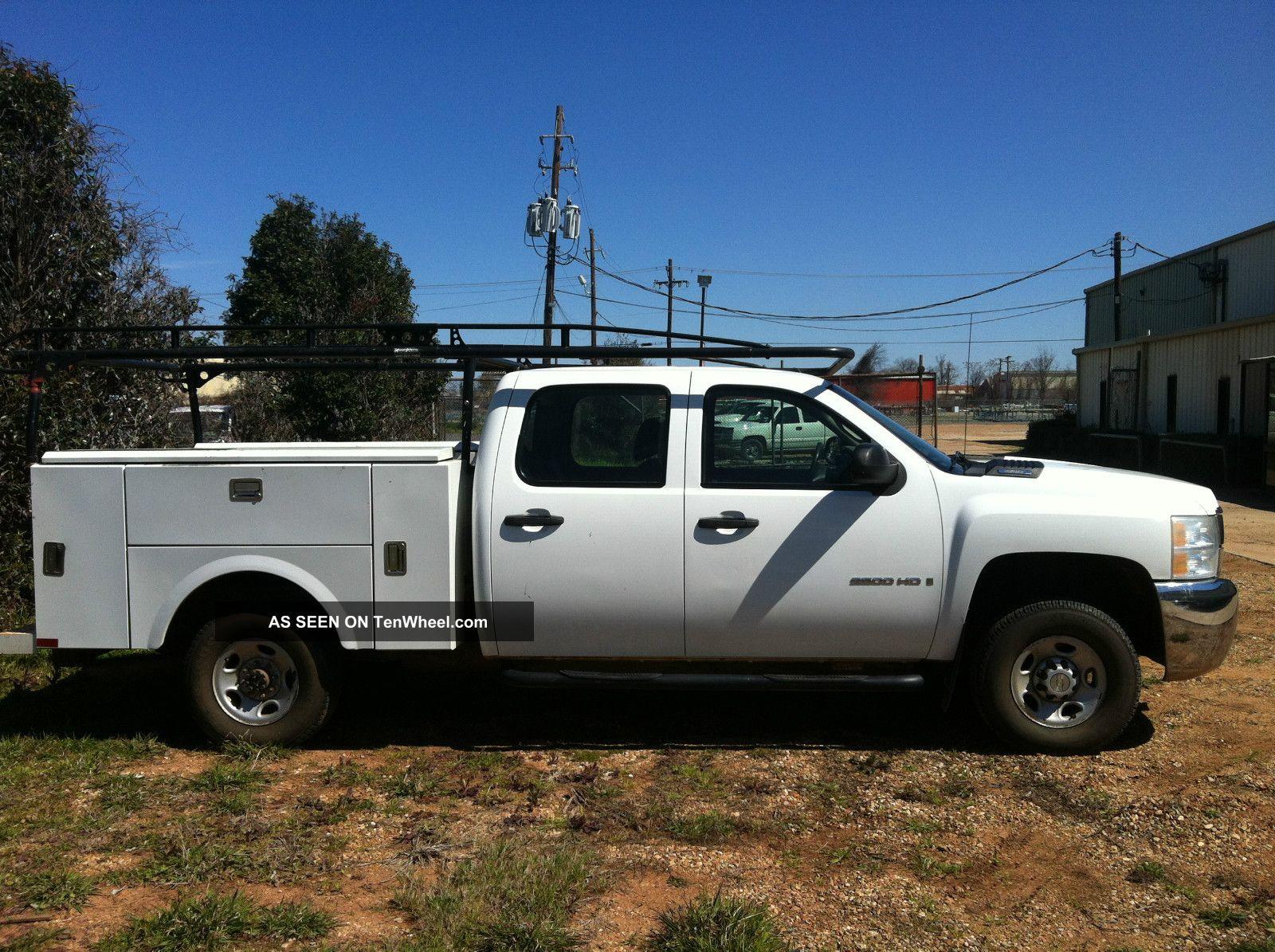 2008 chevrolet silverado 2500 hd lt crew cab pickup 4 door 6 0l. Black Bedroom Furniture Sets. Home Design Ideas