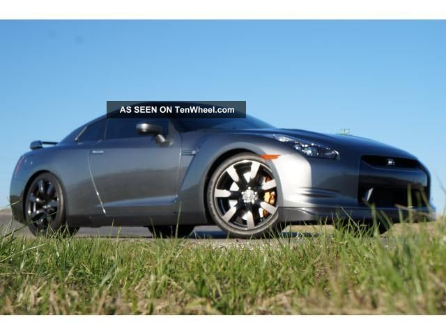 2011 Nissan Gt - R Premium Coupe 2 - Door 3.  8l GT-R photo
