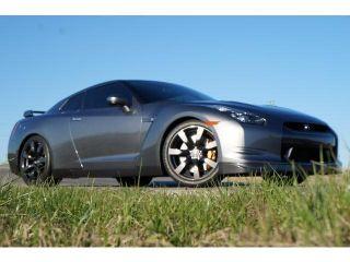 2011 Nissan Gt - R Premium Coupe 2 - Door 3.  8l photo