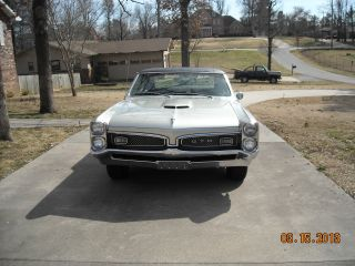 1967 Pontiac Gto Base 6.  6l photo