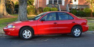 2004 Chevrolet Cavalier 4dr Economical Transportation Looks & photo