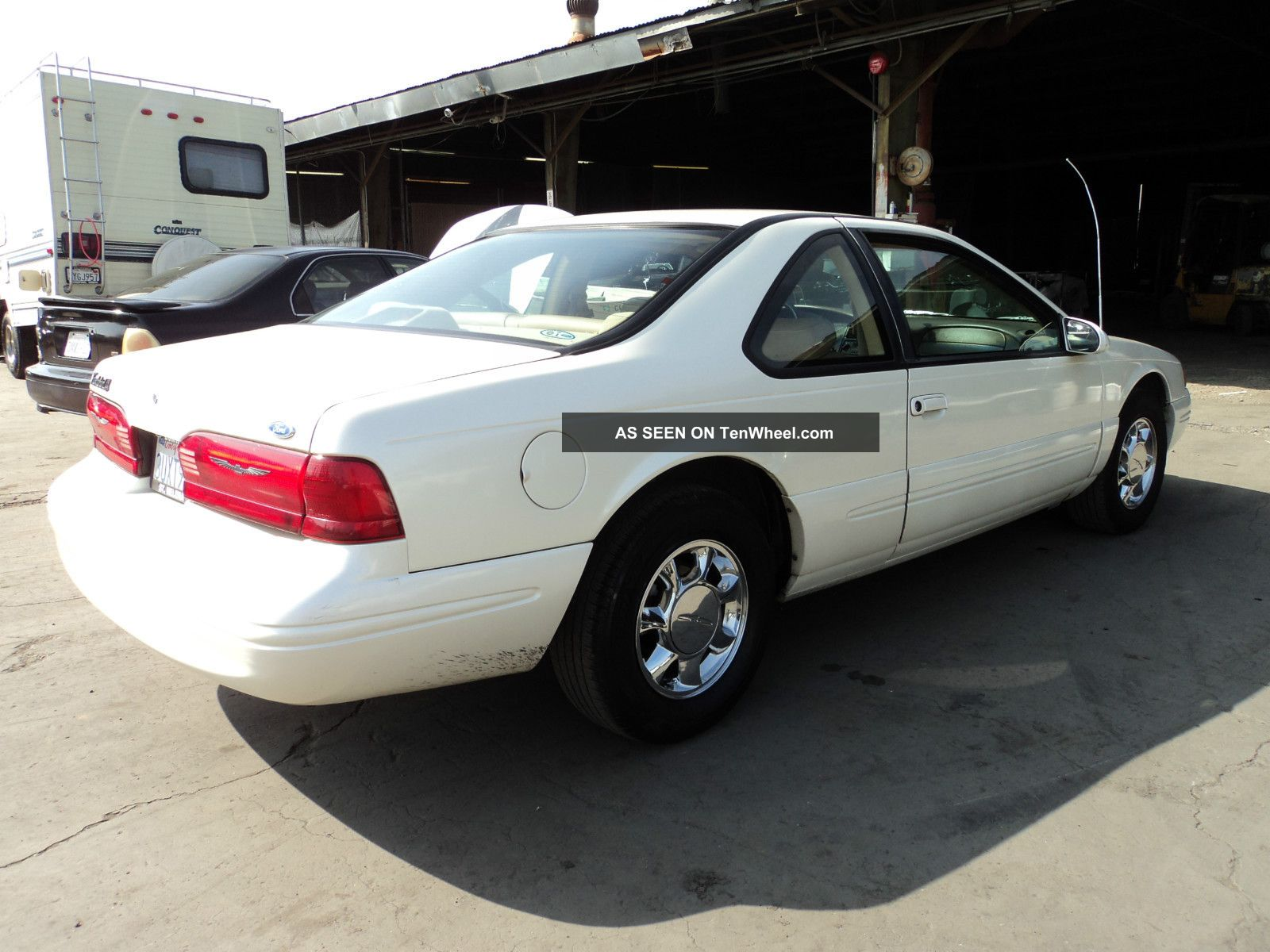 1997 ford thunderbird lx coupe 2 door 4 6l. Cars Review. Best American Auto & Cars Review