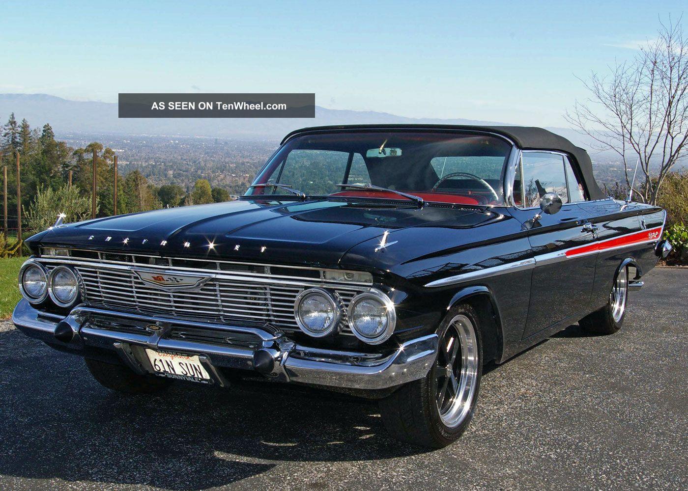 1961 Chevrolet Impala Ss Convertible 1964 Wiring Diagram