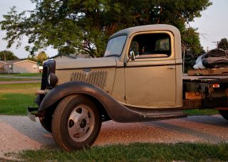 1935 Ford 1 1 / 2 Ton Truck photo