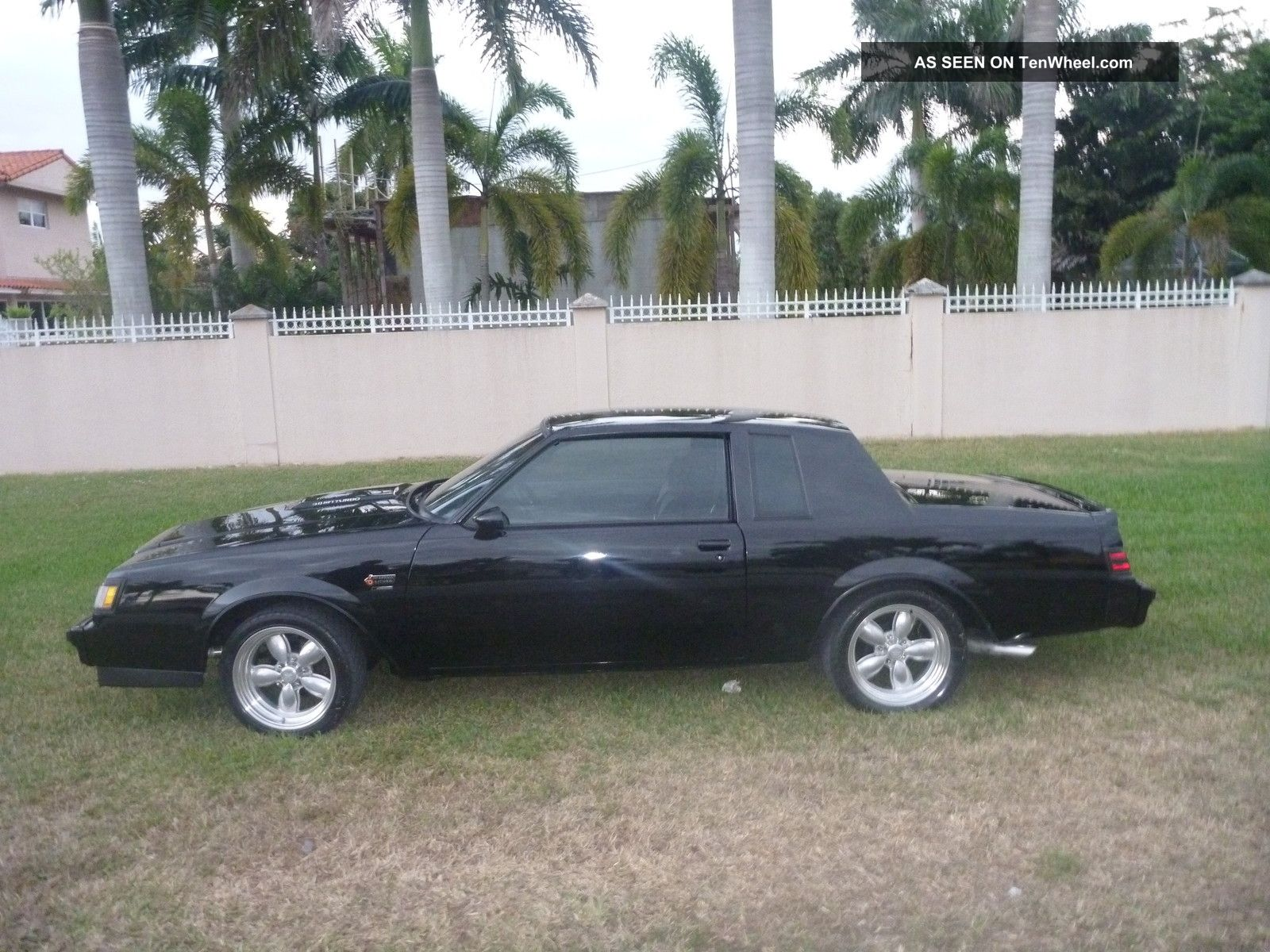 1987 Buick Grand National Grand National photo