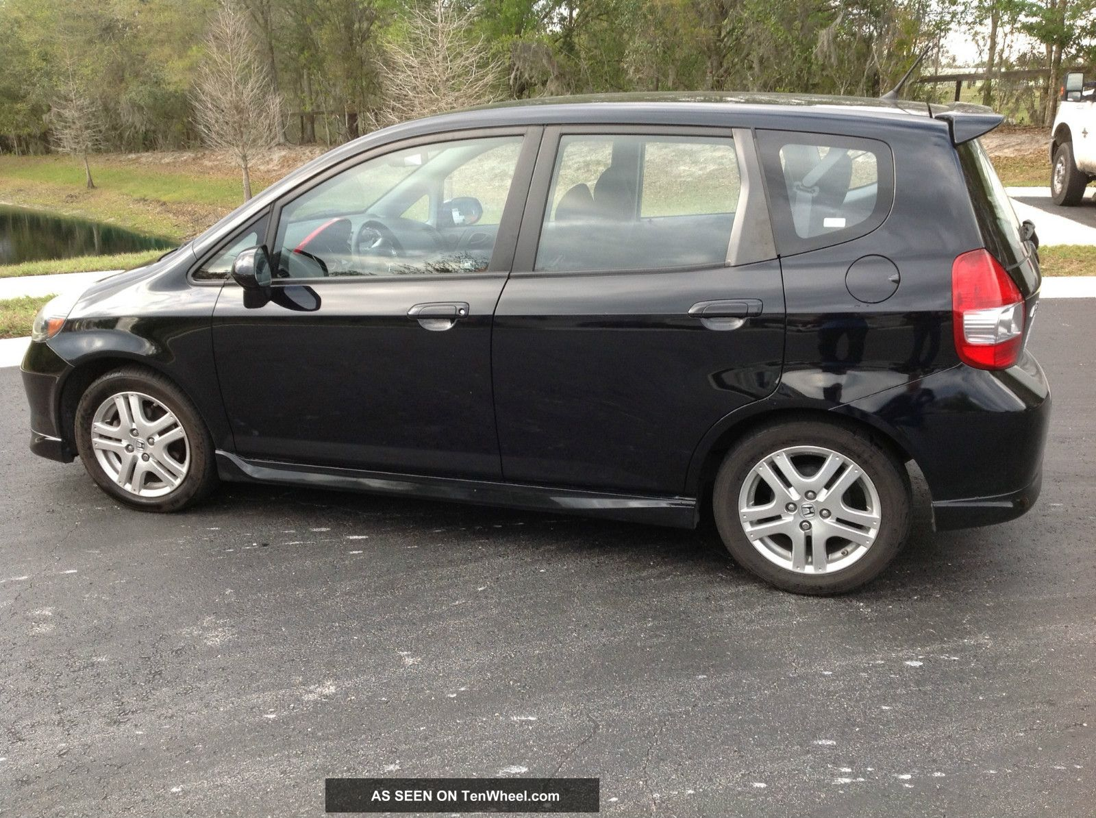 2008 Honda Fit Sport Quot Updated Info Quot 5 Speed Auto Paddle