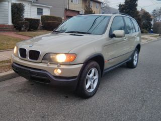 2002 Bmw X5 3.  0i Sport Utility 4 - Door 3.  0l Runs And Drives Great photo