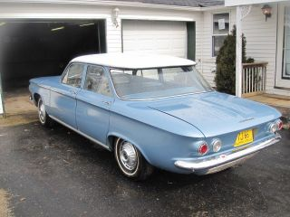 1962 Chevrolet Corvair photo