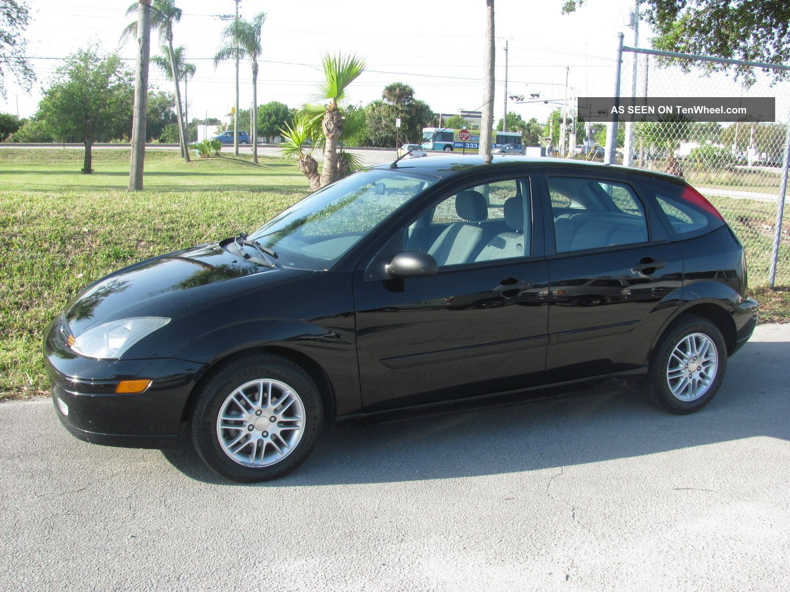 2003 ford focus zx5 florida car. Black Bedroom Furniture Sets. Home Design Ideas