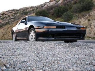1989 Toyota Supra Base Hatchback 2 - Door 3.  0l photo
