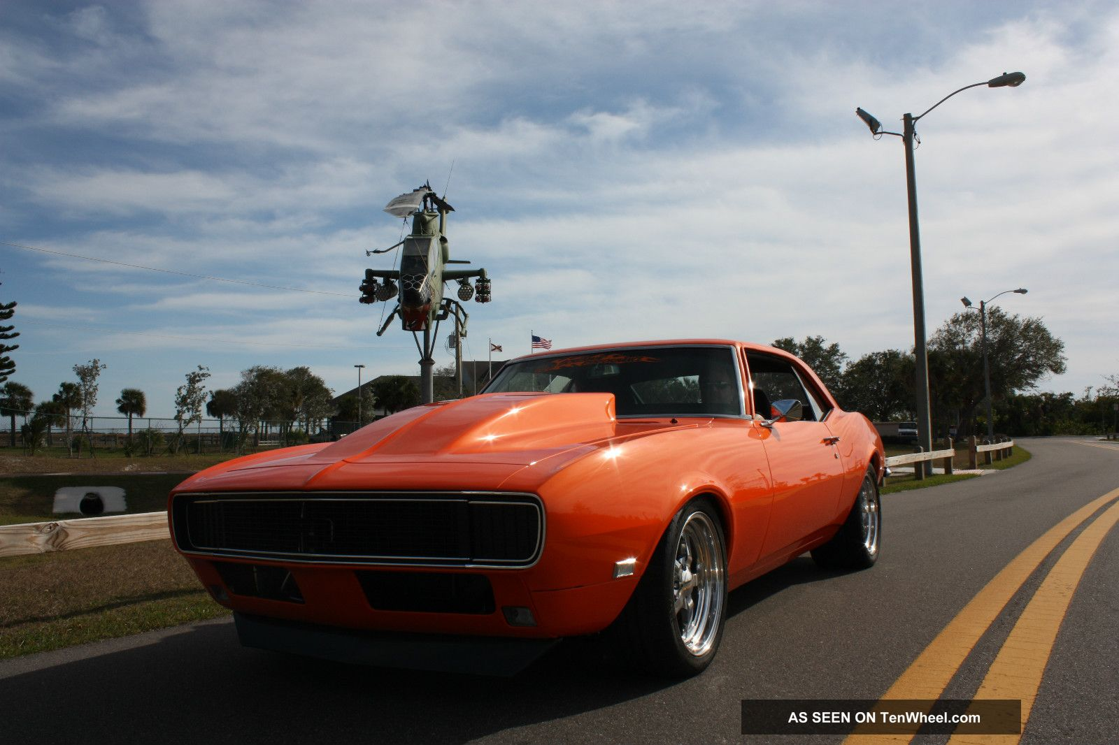 Camaro Pro Touring Built By Screamin Performance Lgw