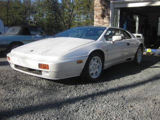 1988 Lotus Esprit Turbo Coupe 2 - Door 2.  2l - - photo