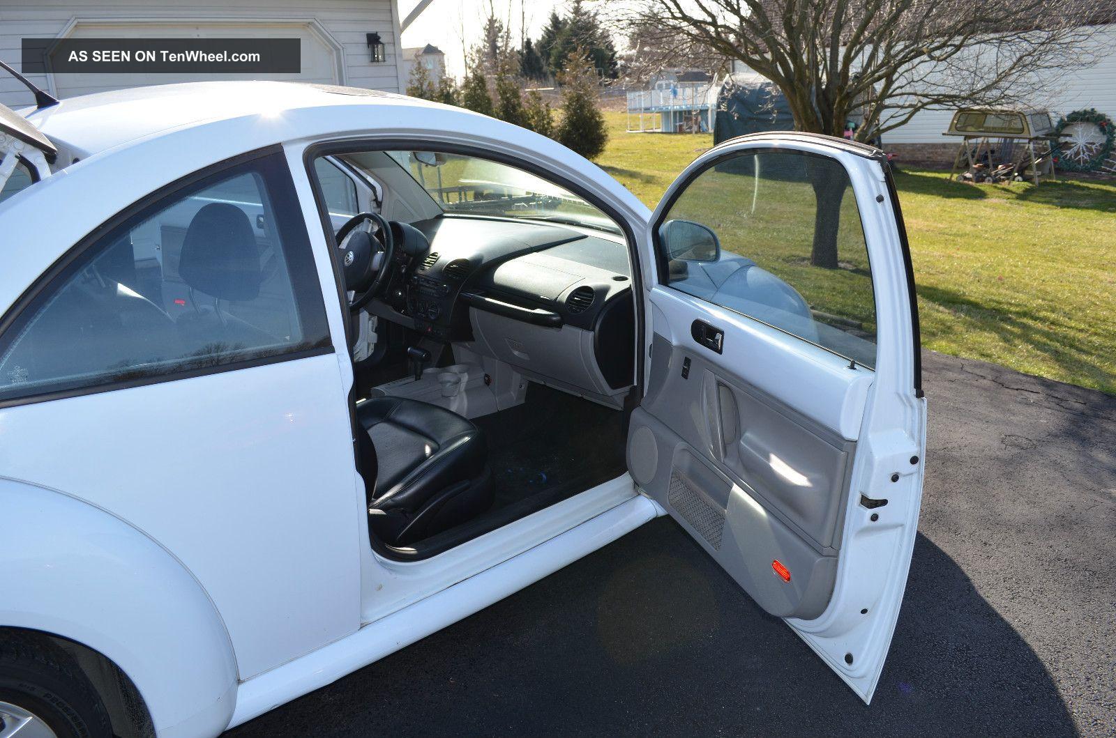 Limited Edition - Vapor Blue 2000 Volkswagen Beetle Gls Hatchback 2 - Door 2. 0l