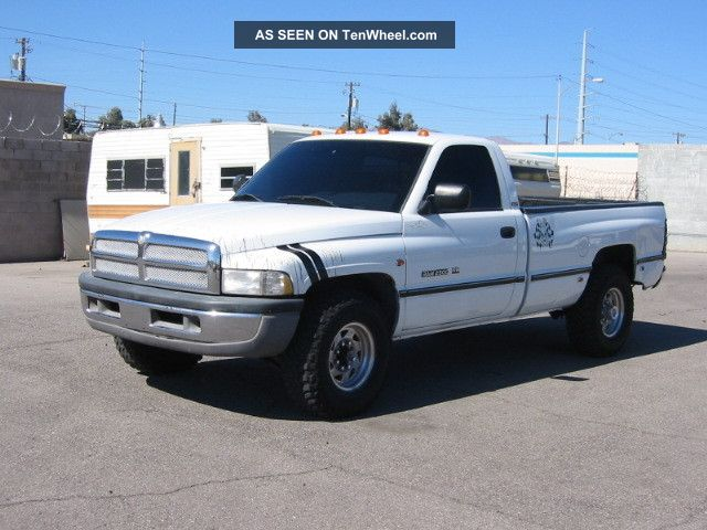 1994 dodge ram 2500 pick up. Black Bedroom Furniture Sets. Home Design Ideas