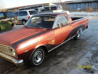 1966 Ford Rancharo photo